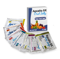 Apcalis Sx Oral Jelly 20mg (Cialis)